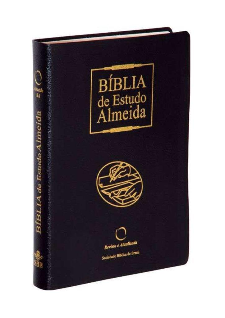 bíblia de estudo almeida pdf