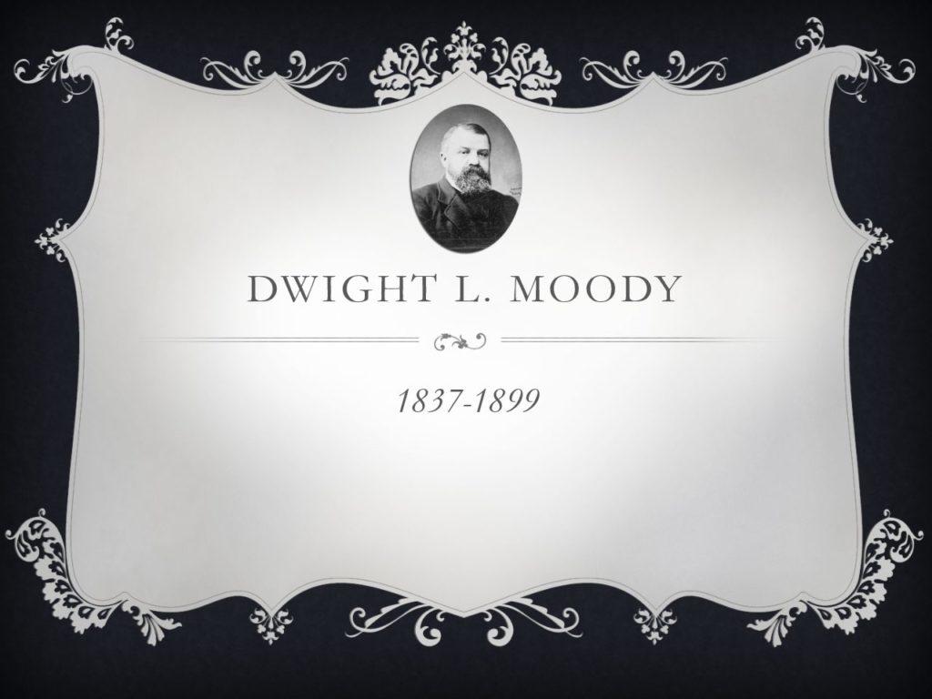 biografia de dwight moody