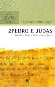 comentário dos livros 2 pedro e judas