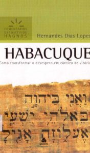 Comentário do livro de Habacuque