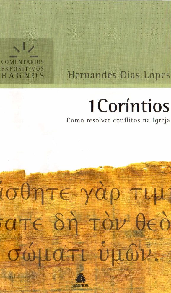 estudo bíblico 1 corintios