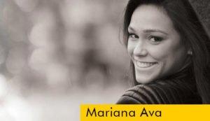 cantora gospel Mariana ava