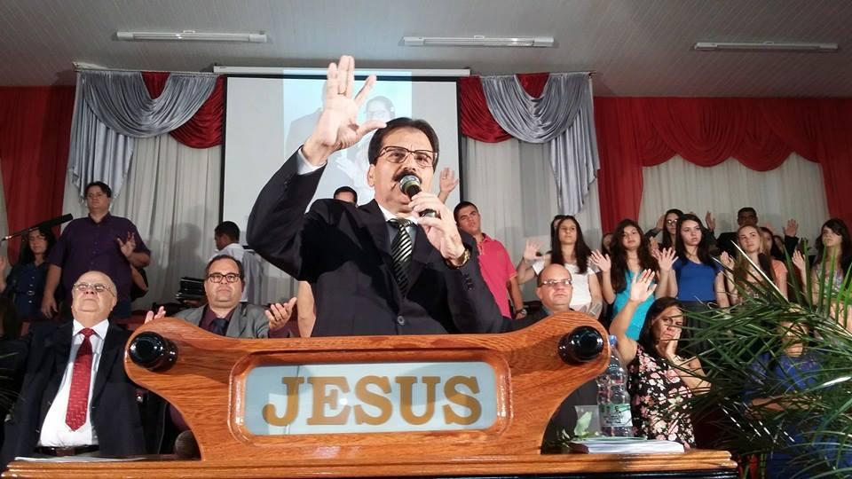 igreja assembléia de Deus está em luto