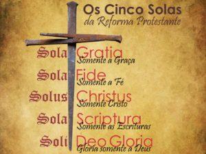 5 Solas reforma