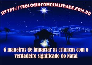 Natal para crentes