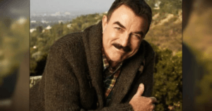a fé cristã de tom selleck