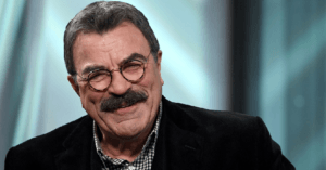 A fé Tom Selleck