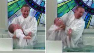 batismo engraçado de ethan