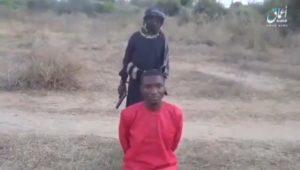 Jovem Cristão Assassinado