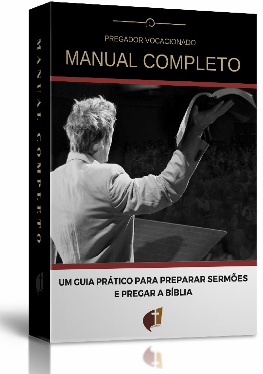 Curso Manual Completo Pregador Vocacionado
