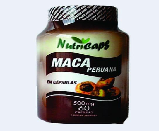 100% Natural Maca Peruana (Emagrecedor)