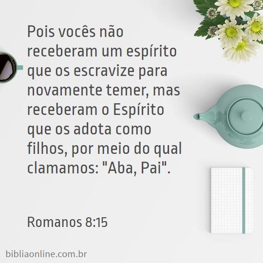 Versículos reconfortantes