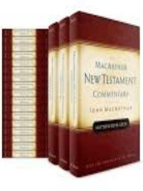 Comentário Bíblico Completo