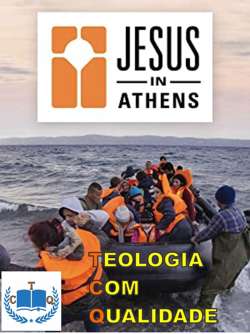 Jesus em Atenas – Filme Gospel Fatos reais
