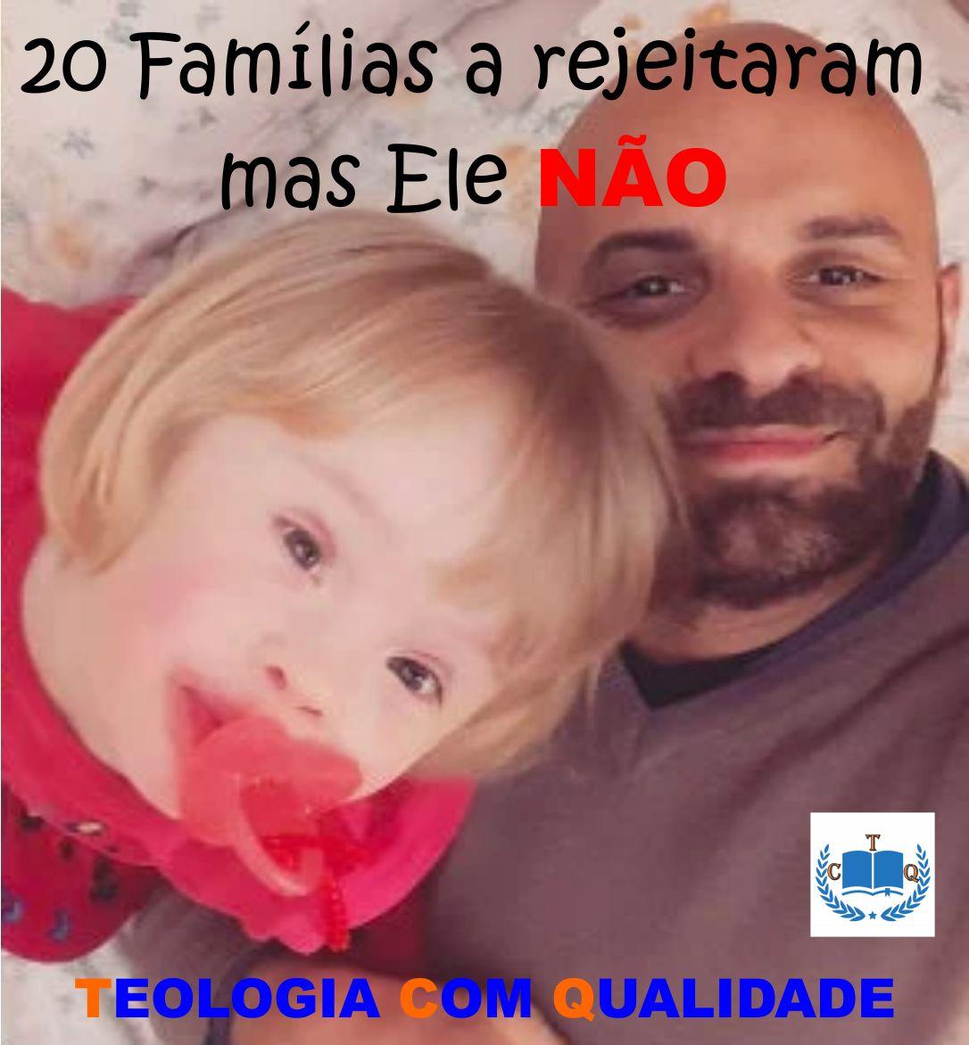 Criança Especial Rejeitada por mais de 20 Famílias