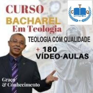 curso de teologia 100% online