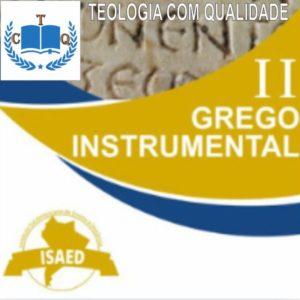 Curso de Grego instrumental módulo 2