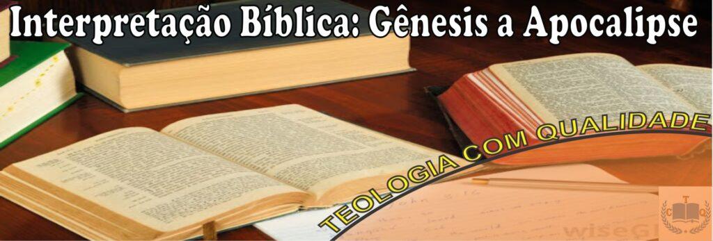 interpretação bíblica