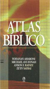 bônus atlas bíblico