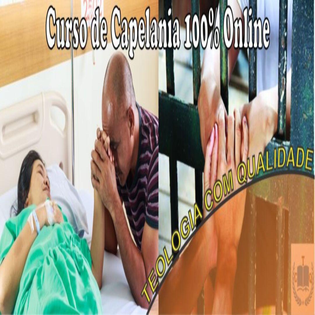 Curso de Capelania 100% Online