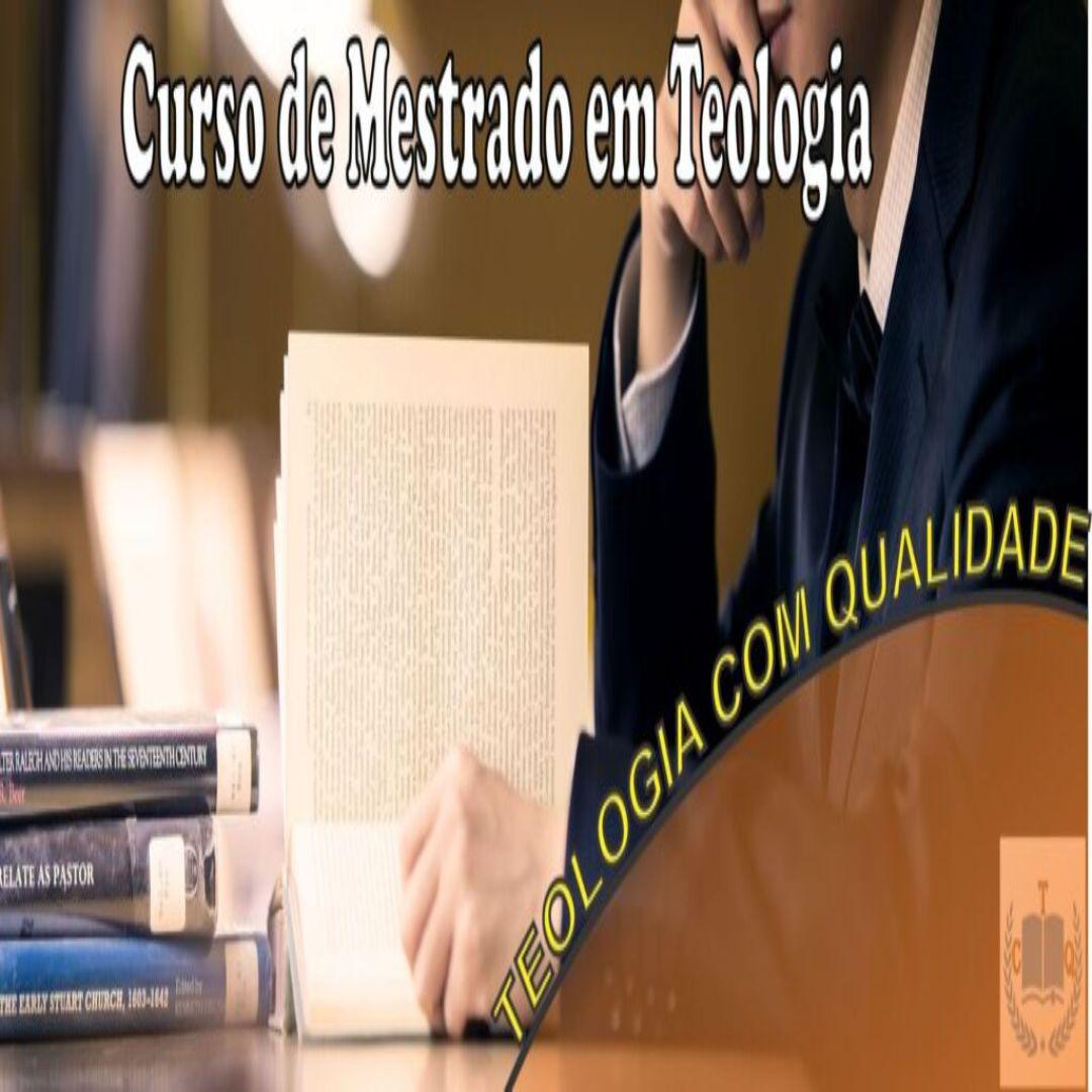 Curso de Mestrado em Teologia