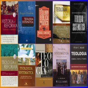 livros de teologia sistemática